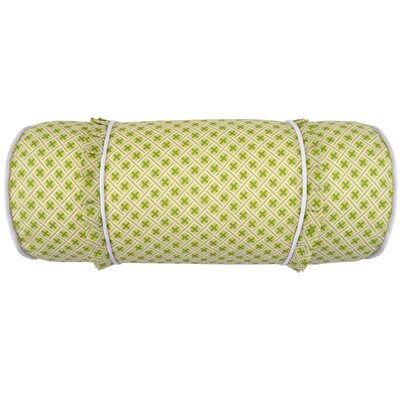 Emmas Garden Cotton Bolster Pillow