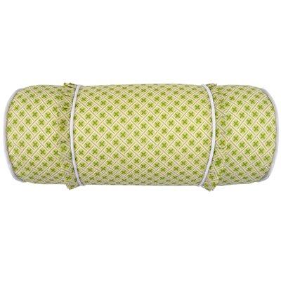 Emmas Garden Cotton Bolster Pillow