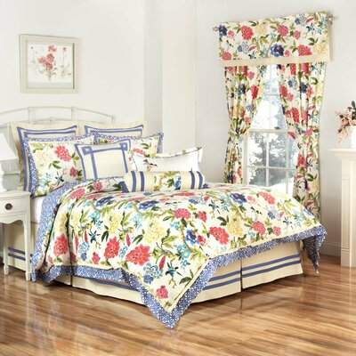 Charmed 4 Piece Reversible Comforter Set