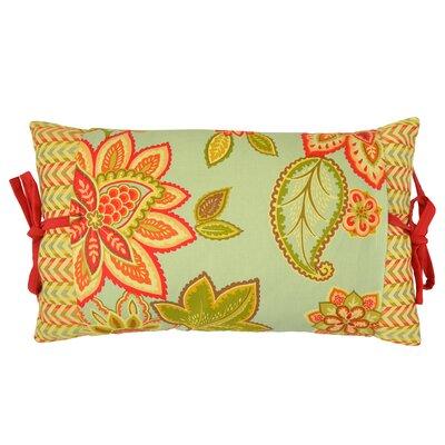 Charismatic Cotton Lumbar Pillow