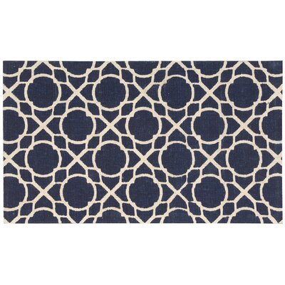 Color Motion Perfect Fit Navy Area Rug