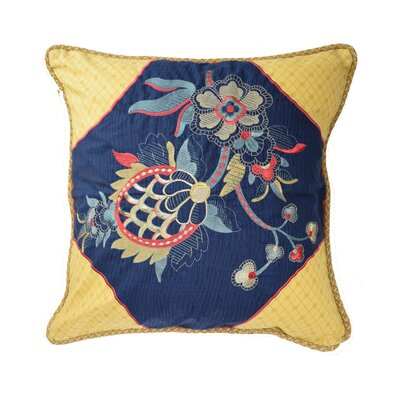 Rhapsody Cotton Throw Pillow