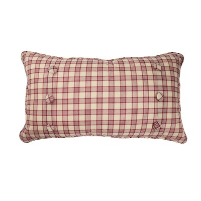 Norfolk Cotton Lumbar Pillow