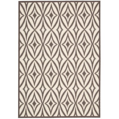 Sun n Shade Centro Flint Indoor/Outdoor Area Rug Rug Size: Rectangle 53 x 75