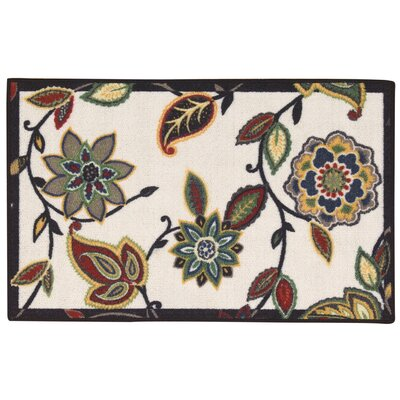 Fancy Free & Easy Lively Trail Beige/Brown Area Rug Rug Size: 18 x 210