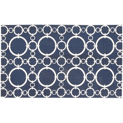 Art House Connected Hand-Woven Ocean Area Rug