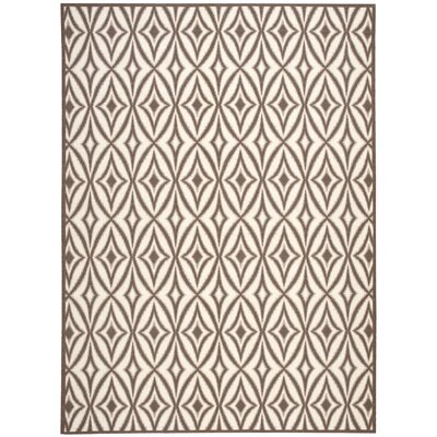 Sun n Shade Centro Flint Indoor/Outdoor Area Rug Rug Size: 79 x 1010