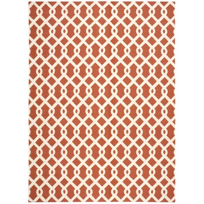Sun n Shade Ellis Sienna Indoor/Outdoor Area Rug Rug Size: Rectangle 79 x 1010