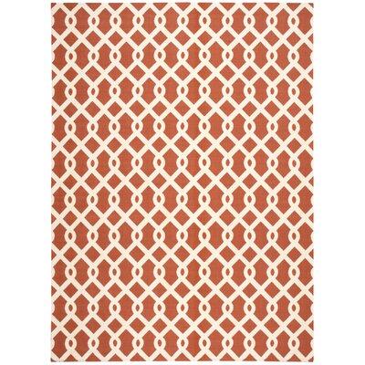 Sun n Shade Ellis Sienna Indoor/Outdoor Area Rug Rug Size: 79 x 1010