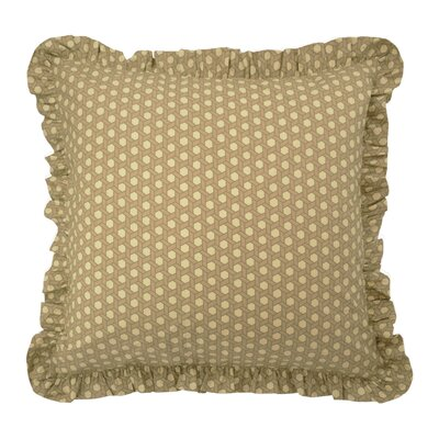 Garden Glory Cotton Throw Pillow Sham