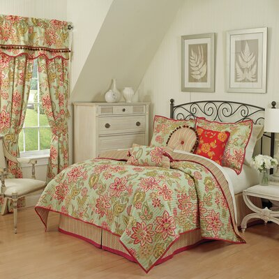 Eileen Reversible Quilt Set Size: Twin