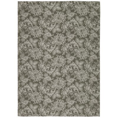 Art House Belinda Stone Area Rug Rug Size: Rectangle 23 x 39