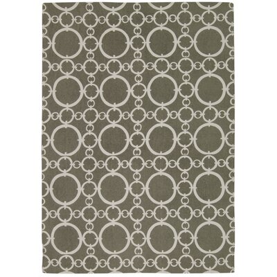 Art House Connected Stone Area Rug Rug Size: 23 x 39