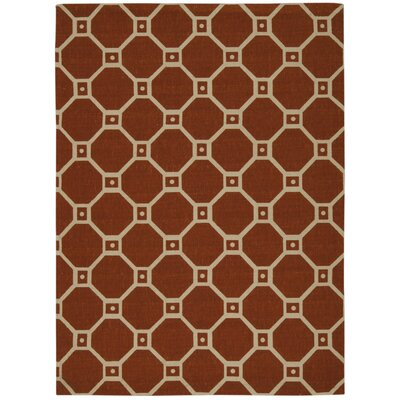 Color Motion Ferris Wheel Nectar Area Rug Rug Size: Rectangle 23 x 39