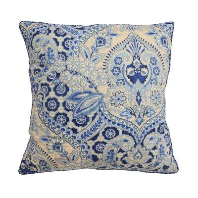 Moonlit Shadows Square Decorative Cotton Throw Pillow