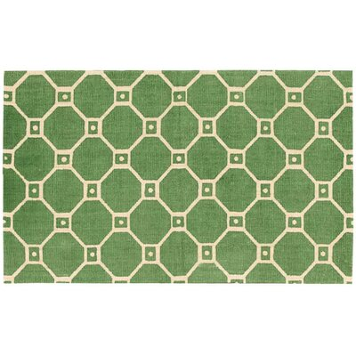 Color Motion Emerald Area Rug