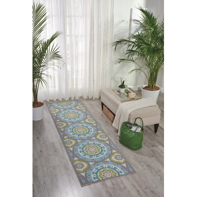 Sun n Shade Solar Flair Indoor/Outdoor Area Rug Rug Size: Rectangle 10 x 13