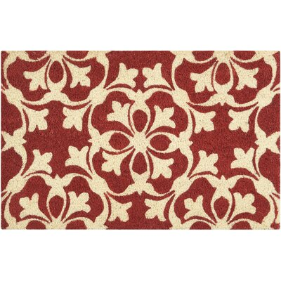 Greetings Doormat Rug Size: 2 x 3
