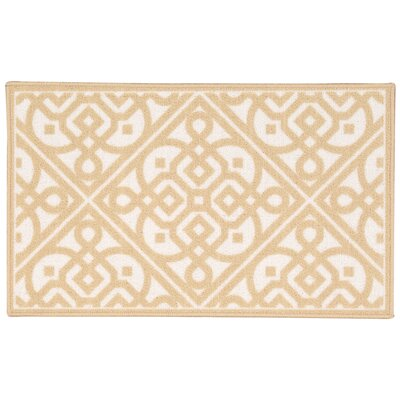 Doormat Color: Gold