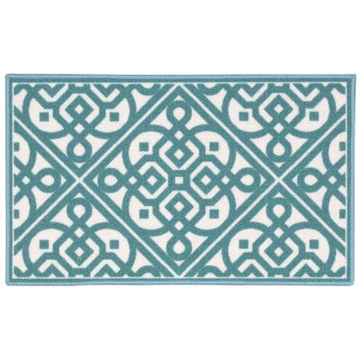 Doormat Color: Teal
