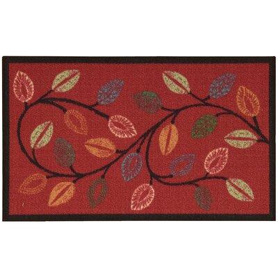 Doormat Color: Burgundy
