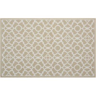 Doormat Rug Size: Rectangle 18 x 26