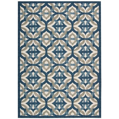 Sun n Shade Tipton Celestial Indoor/Outdoor Area Rug Rug Size: Rectangle 10 x 13