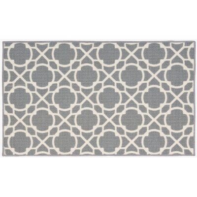 Fancy Free & Easy Perfect Fit Stone Area Rug Rug Size: Rectangle 18 x 210