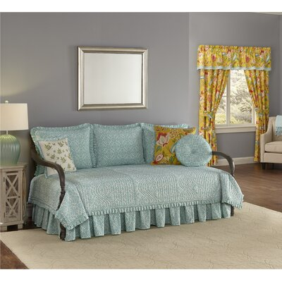 Poetic 5 Piece Reversible Daybed Set