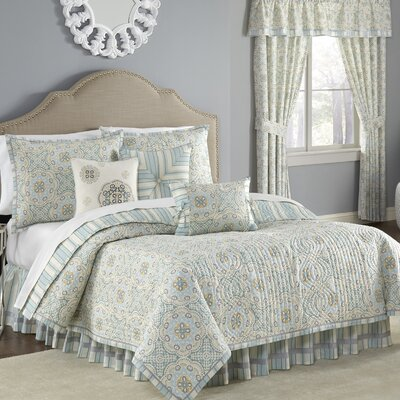 Astrid Reversible Quilt Set Size: King