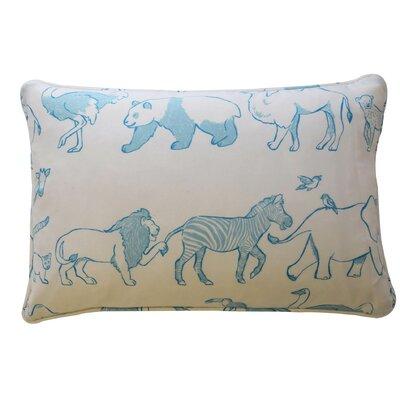 Buon Viaggio Polyester Lumbar Pillow