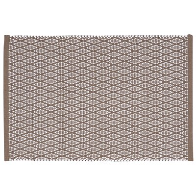 Waverly Ambiance Handmade Brown Area Rug