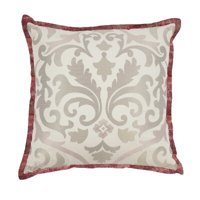 Fresco Flourish Throw Pillow