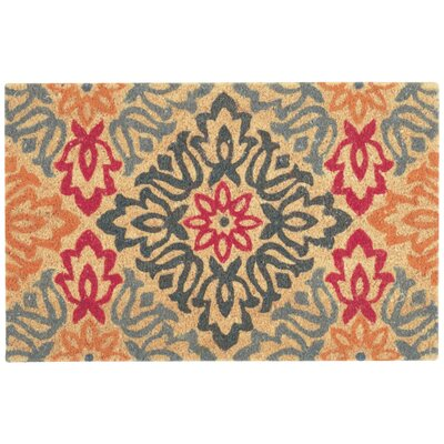 Greetings Sweet Things Doormat Rug Size: 16 X 24
