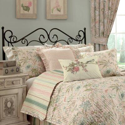 Cape 100% Cotton Reversible Quilt Set Size: Twin