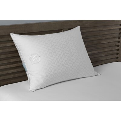 Ellis Down and Feathers Pillow Size: Standard/Queen