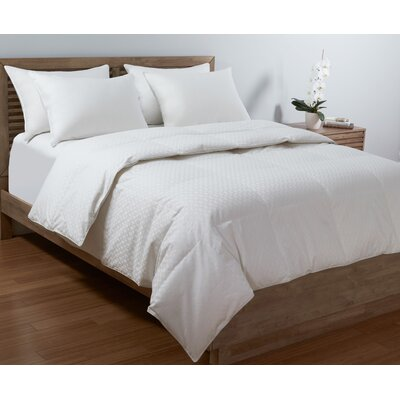 Ellis All Season Down Comforter Size: Twin