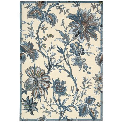 Artisanal Delight Felicite Indigo Area Rug Rug Size: Rectangle 26 x 4