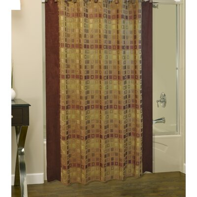 Beamer Shower Curtain