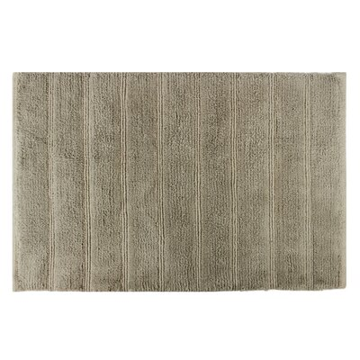 Frameloom Loop Bath Rug Color: Linen