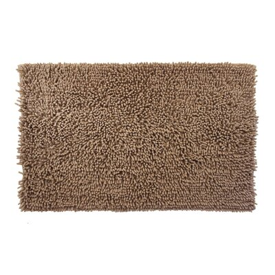 Alexandria Bath Rug Color: Sand