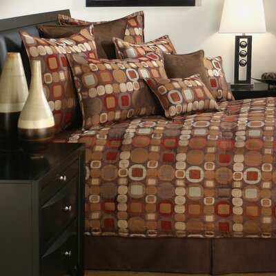 Metro Comforter Collection