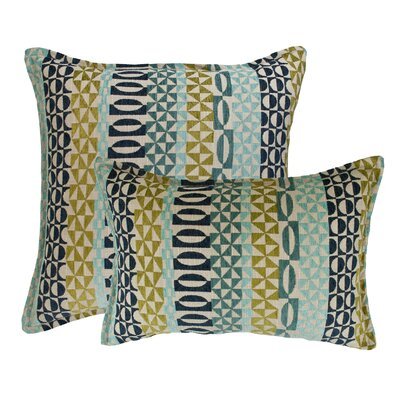 Madison 2 Piece Combo Decorative Pillow Set