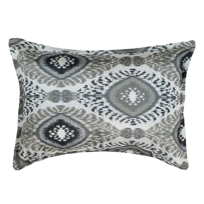 Dharti Decorative Boudoir Pillow Color: Onyx