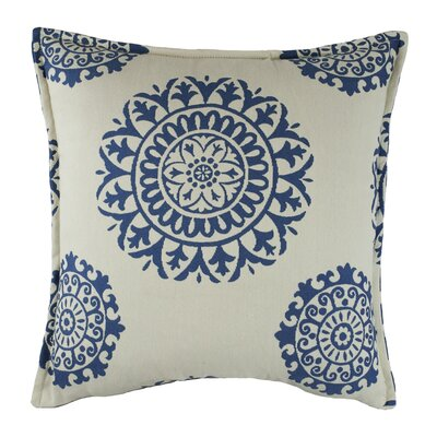 Constantine Decorative Throw Pillow Color: Light Blue