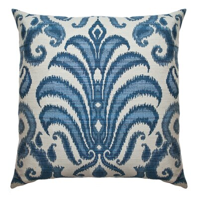 Rustica Decorative Throw Pillow Color: Blue