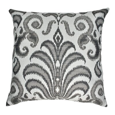Rustica Decorative Throw Pillow Color: Gray