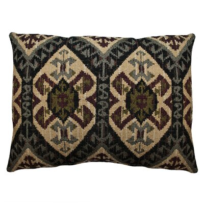 Ripple Effect Decorative Lumbar Pillow