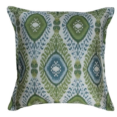 Dharti Decorative Throw Pillow Color: Emerald