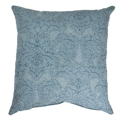 Dierdre Decorative Throw Pillow Color: Teal